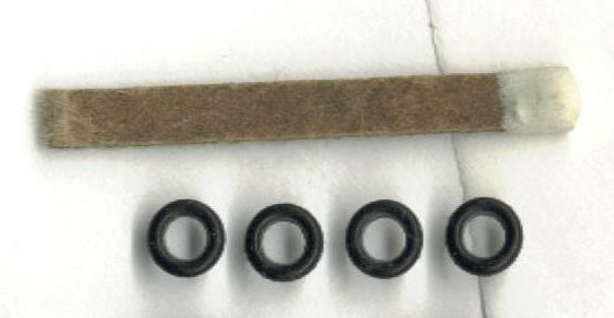 O-rings for Suzuki GS850 Mikuni Carbs